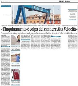 L'Informazione di Bologna, 7.11.'10, 1