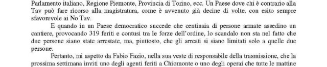 TAV in Val di Susa, PD vs Mercalli: Idra prova a informare l'on. Esposito