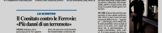 TAV: Bologna doceat, il messaggio è chiaro!