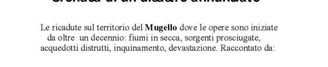 """Nell'Italia degli sprechi di Stato targati TAV (altro che """"spending review""""...)"""