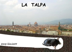 Giuliano, La talpa, 2009