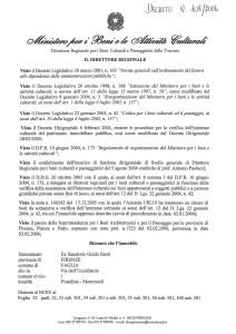 antonio-paolucci-decreto-108-27-2-06-prima-pagina