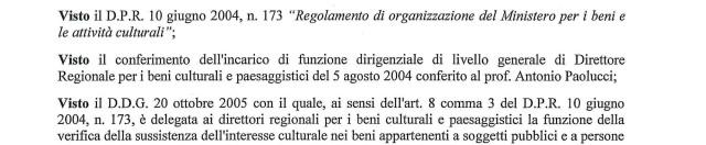 E' ufficiale: il gioiello Banti e il suo parco sono stati degradati a trattativa privata!