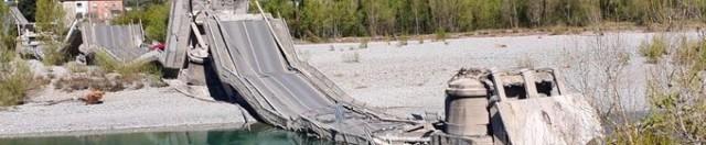 Crollo sul Magra, temuti crolli in Sicilia: Idra scrive alla De Micheli