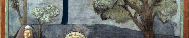 Giotto rivisitato (a cura di Fabio Innocenti), S. Francesco predica agli uccelli, Basilica superiore, Assisi