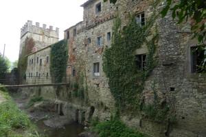 Gualchiere di Remole, lato Arno