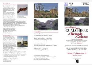 Gemellaggio fra le Gualchiere di Remole e Coiano, Prato, 17-18 ottobre 2020, 1