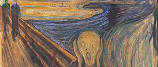 Edvard Munch, 1893, L'urlo