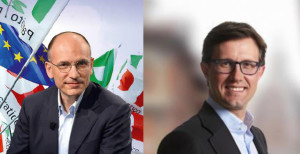 Enrico Letta, Dario Nardella