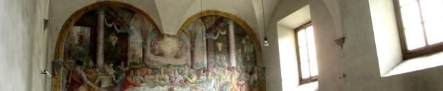 Nozze di Cana in S. Giorgio - Attr. a Cosimo Gamberucci