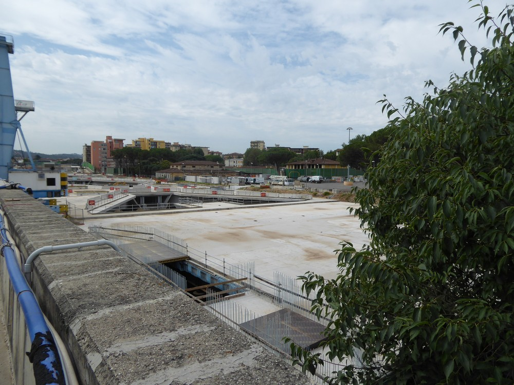 Area cantiere