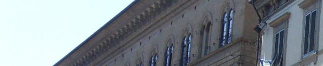 Palazzo Medici Riccardi, sede della Prefettura di Firenze