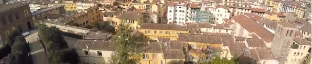 Ex conventi di Costa S. Giorgio - Firenze da lassù