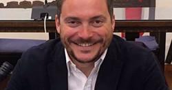 Marco Recati, segretario del Coordinamento Metropolitano di Firenze del PD